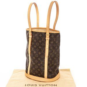LOUIS VUITTON Bucket GM (Large) Bag